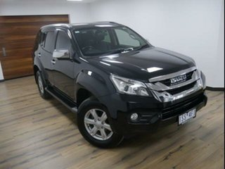 2015 Isuzu MU-X UC MY15 LS-T (4x4) 5 Speed Automatic Wagon.