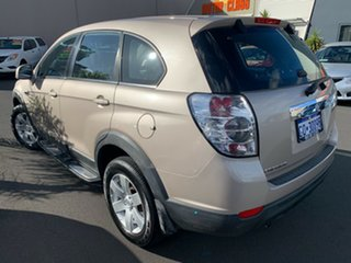 2012 Holden Captiva CG Series II 7 SX Gold 6 Speed Sports Automatic Wagon.