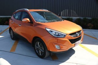 2014 Hyundai ix35 LM3 MY14 Elite Atomic Orange 6 Speed Sports Automatic Wagon.