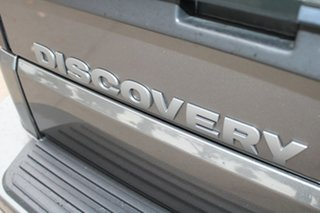 2015 Land Rover Discovery MY15 3.0 TDV6 Grey 8 Speed Automatic Wagon