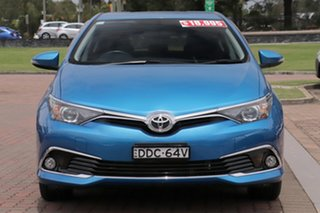 2015 Toyota Corolla ZRE182R Ascent Sport S-CVT Blue Gem 7 Speed Constant Variable Hatchback