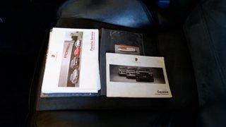 2009 Porsche Cayenne 9PA MY09 Diesel Black 6 Speed Sports Automatic Wagon