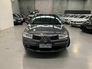 2008 Renault Megane II L84 Phase II Expression dCi Grey 6 Speed Manual Sedan.