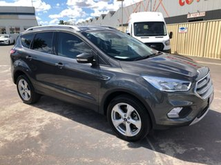 2018 Ford Escape ZG 2018.75MY Trend Grey 6 Speed Sports Automatic SUV.