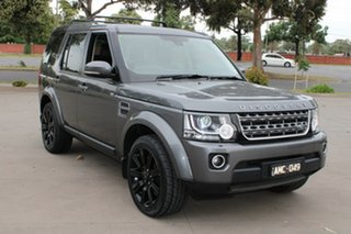 2015 Land Rover Discovery MY15 3.0 TDV6 Grey 8 Speed Automatic Wagon.