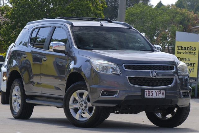 Used Holden Colorado 7 RG MY13 LTZ Toowoomba, 2013 Holden Colorado 7 RG MY13 LTZ Grey 6 Speed Sports Automatic Wagon