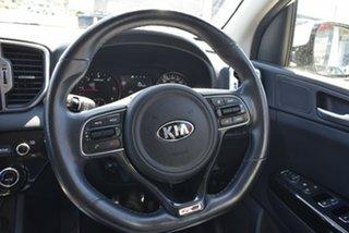 2017 Kia Sportage QL MY17 GT-Line AWD White 6 Speed Sports Automatic Wagon