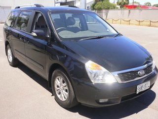 2012 Kia Grand Carnival VQ MY13 S 6 Speed Sports Automatic Wagon.