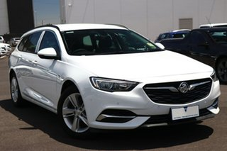 2020 Holden Commodore ZB MY20 LT Sportwagon White 9 Speed Sports Automatic Wagon.
