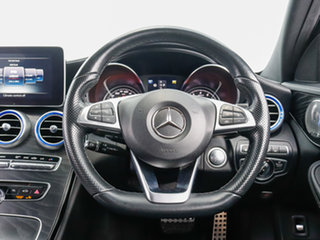 2017 Mercedes-Benz C250 205 MY17 Silver 9 Speed Automatic G-Tronic Sedan