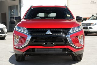 2020 Mitsubishi Eclipse Cross YA MY20 Black Edition 2WD Diamond Red 8 Speed Constant Variable Wagon