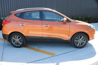 2014 Hyundai ix35 LM3 MY14 Elite Atomic Orange 6 Speed Sports Automatic Wagon
