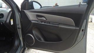2009 Holden Cruze JG CD Grey 6 Speed Sports Automatic Sedan