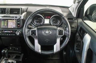 2015 Toyota Landcruiser Prado GDJ150R MY16 GXL (4x4) Graphite 6 Speed Automatic Wagon