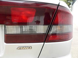 2000 Subaru Liberty B3 MY01 Heritage AWD Silver 4 Speed Automatic Sedan