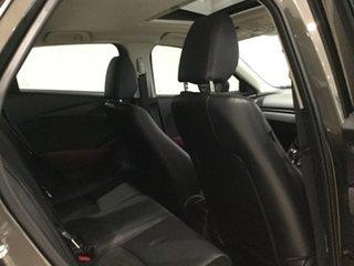 2016 Mazda CX-3 DK4W7A Akari SKYACTIV-Drive i-ACTIV AWD Grey 6 Speed Sports Automatic Wagon
