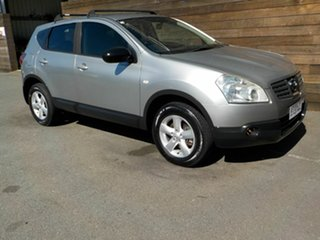 2008 Nissan Dualis J10 ST AWD Silver 6 Speed Manual Hatchback.