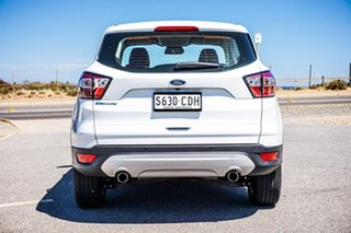 2019 Ford Escape ZG 2019.75MY Ambiente White 6 Speed Sports Automatic SUV