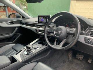 2015 Audi A4 B9 8W MY16 Sport S Tronic Blue 7 Speed Sports Automatic Dual Clutch Sedan