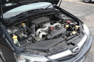 2010 Subaru Impreza G3 MY10 R AWD Grey 4 Speed Sports Automatic Sedan