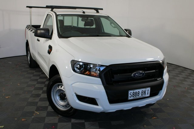 Used Ford Ranger PX MkII XL Wayville, 2016 Ford Ranger PX MkII XL White 6 Speed Manual Utility