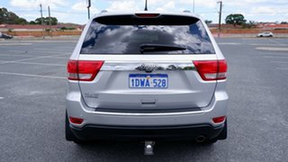 2012 Jeep Grand Cherokee WK MY2012 Limited Silver 5 Speed Sports Automatic Wagon