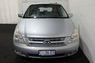 2009 Kia Grand Carnival VQ MY09 EXE Tiptronic Silver 5 Speed Sports Automatic Wagon