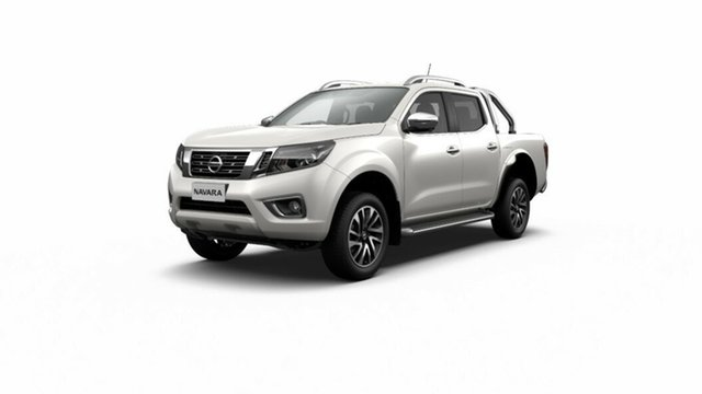 New Nissan Navara D23 S4 MY20 ST-X Moorooka, 2020 Nissan Navara D23 S4 MY20 ST-X White Diamond 6 Speed Manual Utility