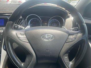 2010 Hyundai i45 YF Premium Silver 6 Speed Sports Automatic Sedan