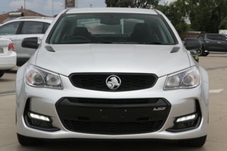 2016 Holden Commodore Vfii MY16 SS Black Edition Silver 6 Speed Automatic Sedan