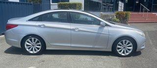 2010 Hyundai i45 YF Premium Silver 6 Speed Sports Automatic Sedan.
