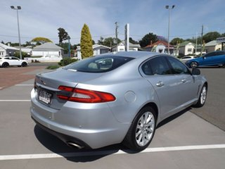 2011 Jaguar XF X250 MY12 Premium Luxury 6 Speed Sports Automatic Sedan