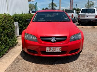 2006 Holden Commodore VZ MY06 Executive Red 4 Speed Automatic Sedan.