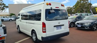 2008 Toyota HiAce KDH223R MY08 Commuter High Roof Super LWB 5 Speed Manual Bus