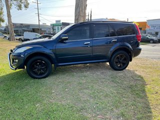 2011 Great Wall X240 CC6461KY Blue 5 Speed Manual Wagon.