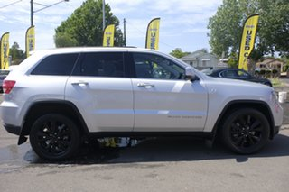 2012 Jeep Grand Cherokee WK MY2012 Laredo Silver 5 Speed Sports Automatic Wagon.