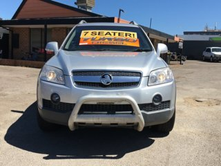 2009 Holden Captiva CG MY09.5 LX AWD Silver 5 Speed Sports Automatic Wagon