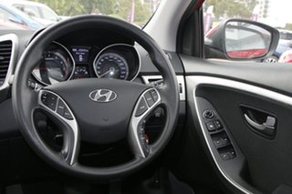 2013 Hyundai i30 GD MY14 Active Red 6 Speed Automatic Hatchback