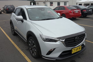 2019 Mazda CX-3 DK4WSA Akari SKYACTIV-Drive i-ACTIV AWD Ceramic 6 Speed Sports Automatic Wagon.