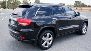 2013 Jeep Grand Cherokee WK MY2013 Overland Black 6 Speed Sports Automatic Wagon