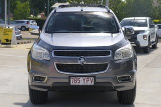 2013 Holden Colorado 7 RG MY13 LTZ Grey 6 Speed Sports Automatic Wagon