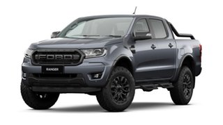 2021 Ford Ranger PX MkIII 2021.25MY FX4 Max Meteor Grey 10 Speed Sports Automatic Double Cab Pick Up.