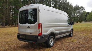 2018 Ford Transit VO 2017.75MY 350L (Mid Roof) Moondust Silver 6 Speed Manual Van