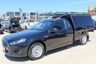 2016 Ford Falcon FG X Super Cab Black 6 Speed Sports Automatic Cab Chassis