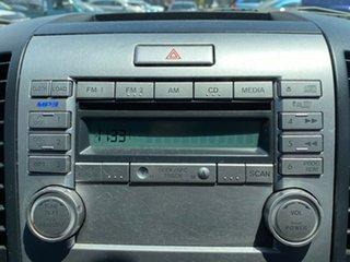 2008 Mazda BT-50 UNY0E4 SDX Black 5 Speed Automatic Utility