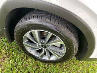 2019 Hyundai Santa Fe TM MY19 Elite White 8 Speed Sports Automatic Wagon