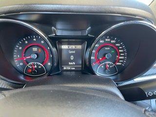 2013 Holden Ute VF MY14 SV6 Ute Orange 6 Speed Manual Utility