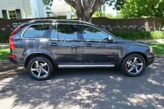 2013 Volvo XC90 MY13 D5 R-Design (AWD) Grey 6 Speed Automatic Geartronic Wagon