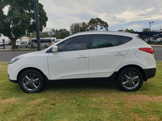 2014 Hyundai ix35 LM3 MY14 Trophy White 6 Speed Sports Automatic Wagon
