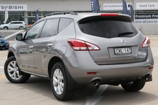 2012 Nissan Murano Z51 MY12 ST Grey Continuous Variable Wagon.